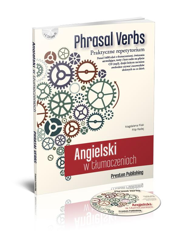 książka do Phrasal Verbs czasowniki złożone
