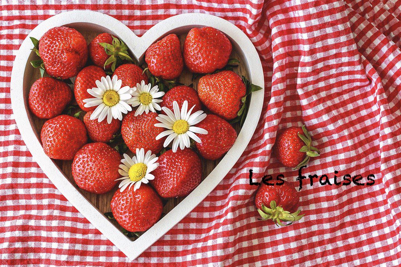 Francuski słodki jak truskawka. Zasmakuj we francuskim słownictwie